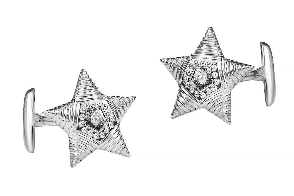"Cufflinks ""Star"""